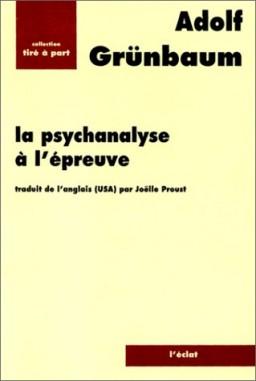 grunbaum-psychanalyse