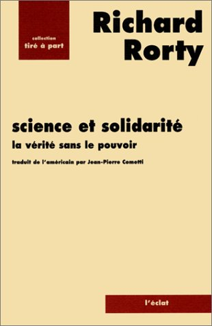 rorty-science