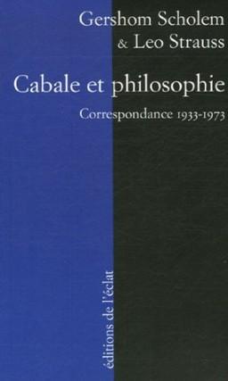 scholem-strauss-cabale-et-philosophie