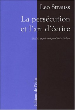 strauss-persecution