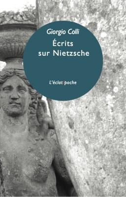 Ecrits Sur Nietzsche_Couv